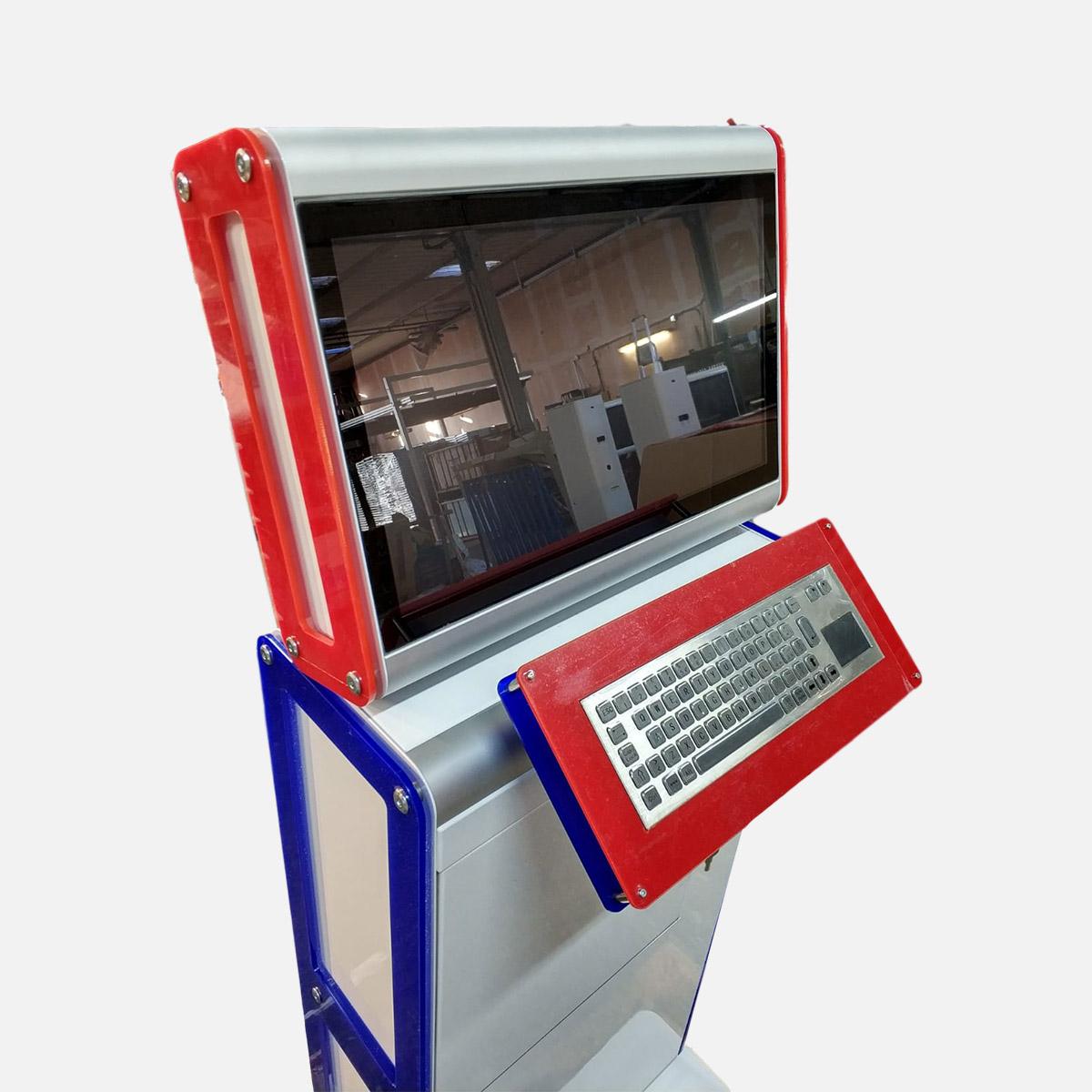 SmartKiosk Italy - Fidelity Card Dispenser TF04 detail