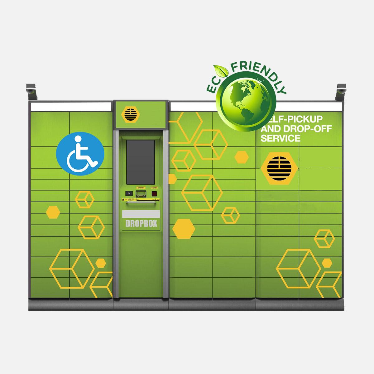 SmartKiosk Italy - Smart Locker Pick It Up