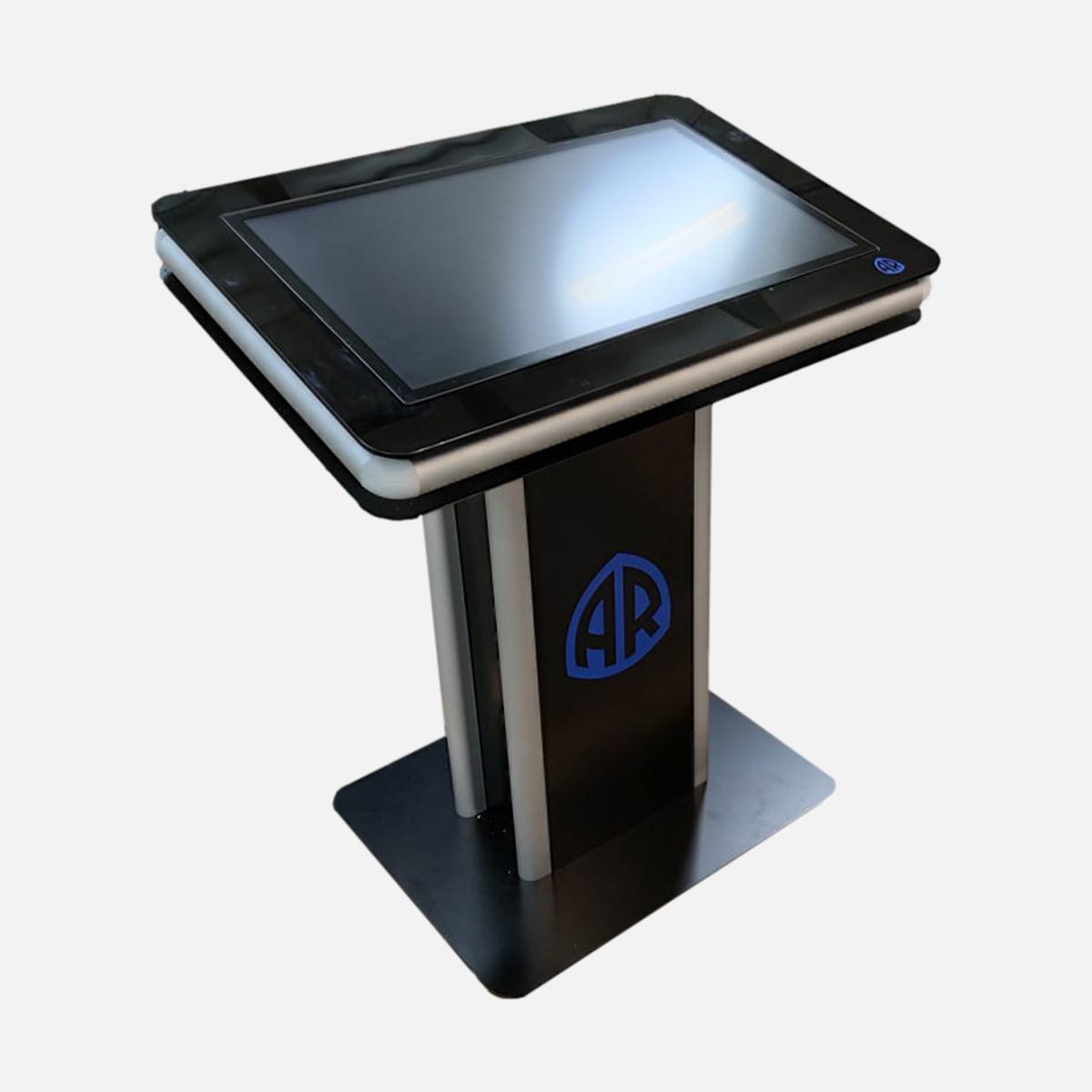 Smartkiosk Italy - Planair Table AR